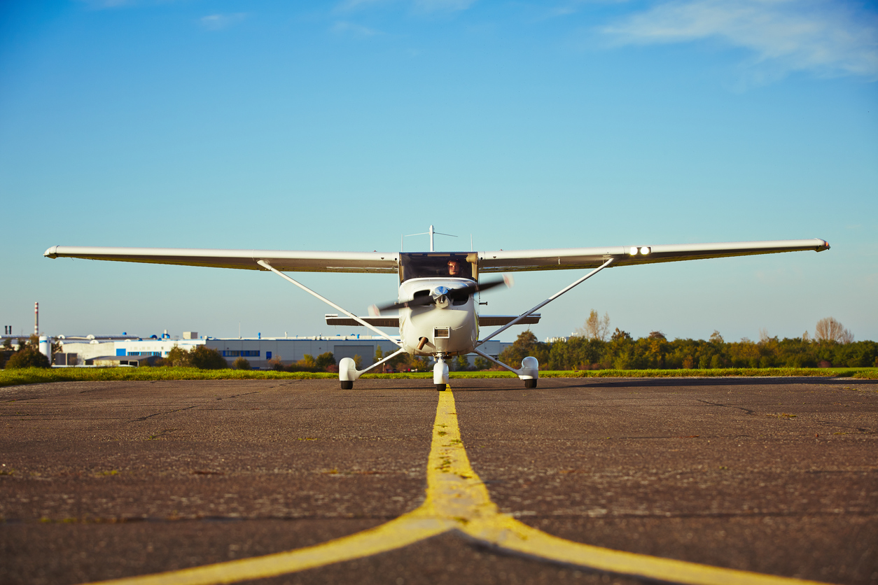 Aircraft Taxiing Tips
