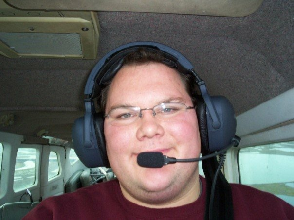 Flying Stories: The Airsick Pilot